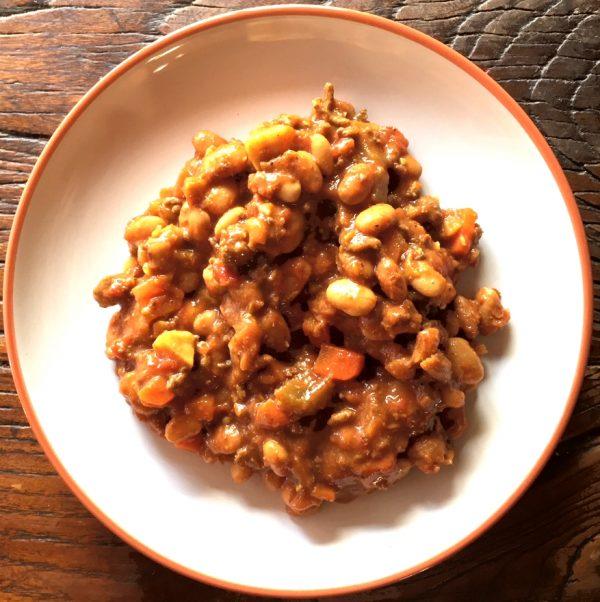 Chili Con Carne West Coast Kitchen