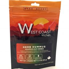 Herb Hummus Freezedried