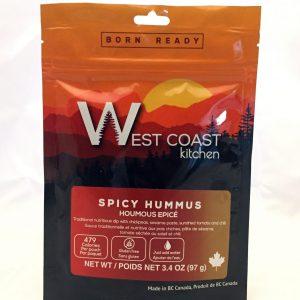 Spicy Hummus Freezedried